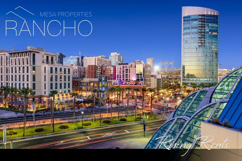 Rising Rents, San Diego
