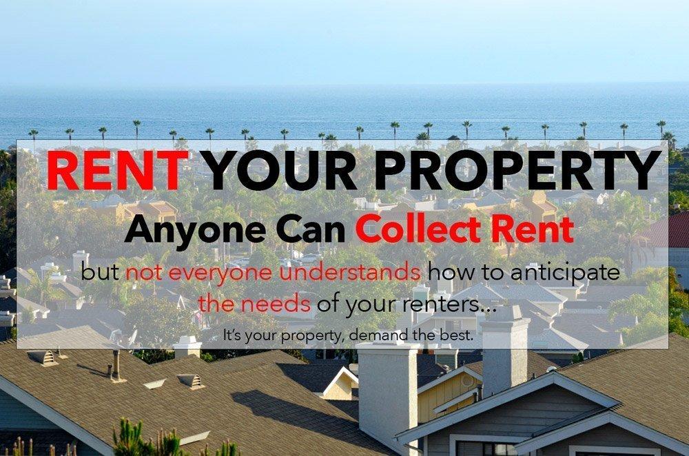 Rent San Diego Property