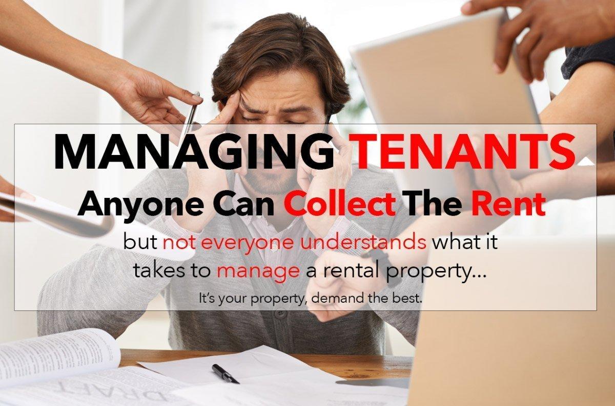 Managing Tenants