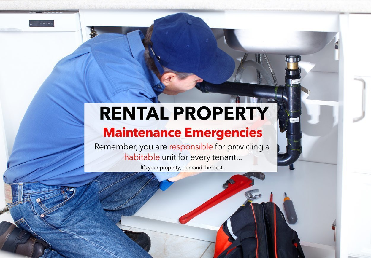 Rental Property Maintenance Emergencies
