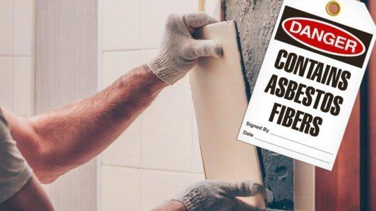 Asbestos Rental Property