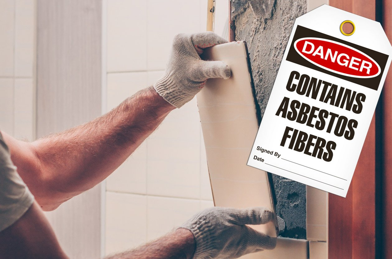 Asbestos Rental Property