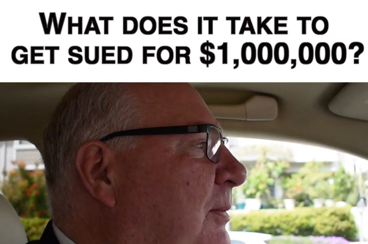 How Much Does it Take For A Tenant To Sue For $1,000,000