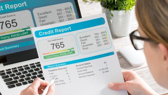 Tenant Credit Check