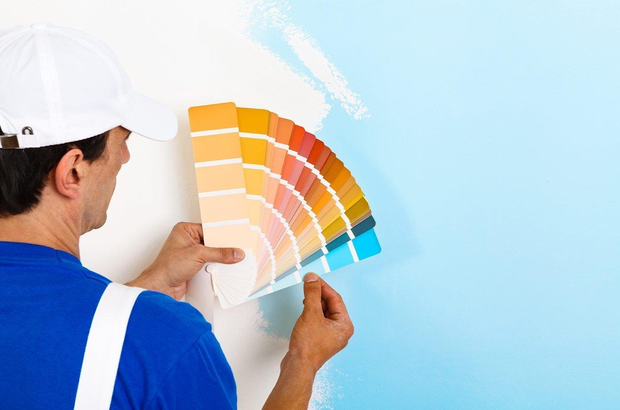Painting Rental Property