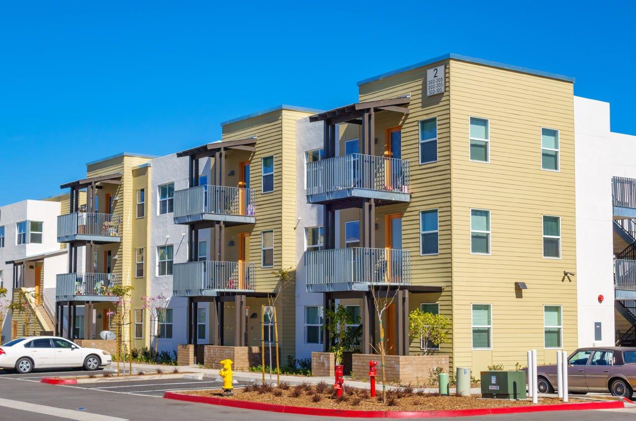 Condos in San Diego California